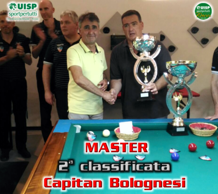 2^ classificata - Capitan Bolognesi