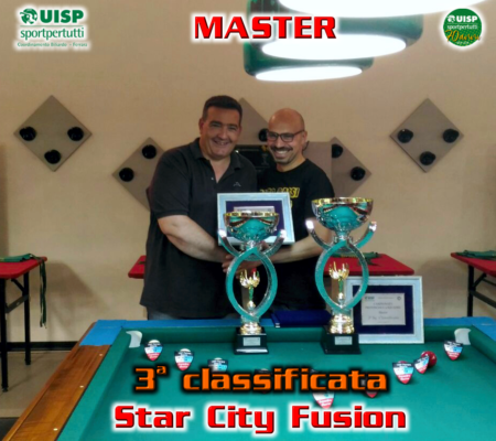 3^ classificata - Star City Fusion