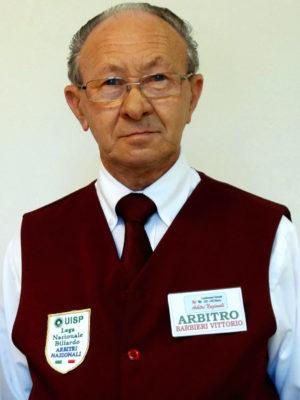 L'indimenticabile Vittorio Barbieri