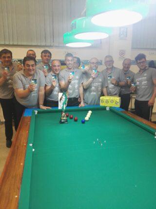 Risultato finale campionato provinciale a squadre Estense