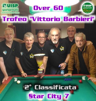 2^ classificata Over 60: STAR CITY 7