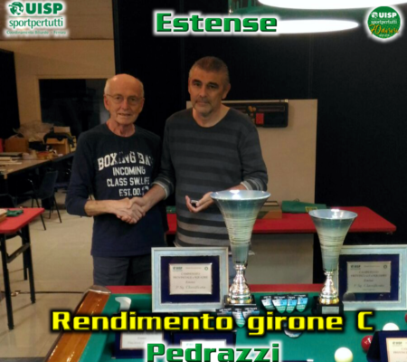 Rendimento girone C - Pedrazzi