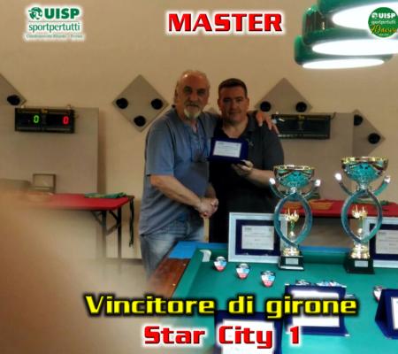Vincitore girone - Star City 1