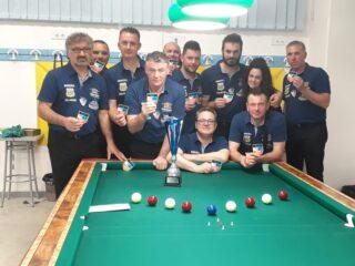 Risultato campionato provinciale a squadre di serie A