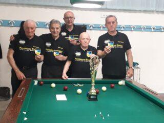 Risultato campionato provinciale a squadre Amatori