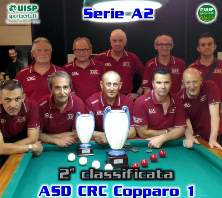 2° classificato - CRC Copparo
