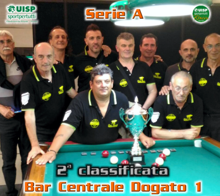 2° classificato - Centrale Dogato