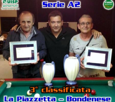3° classificato - Piazzetta e Bondenese
