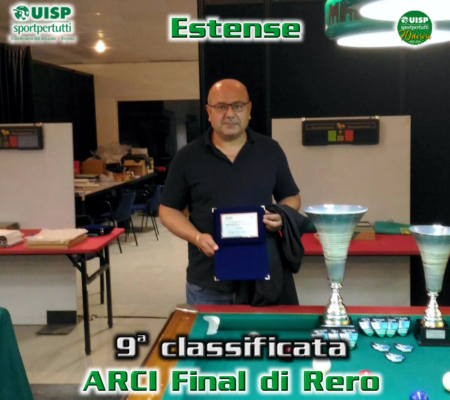 9^ classificata - Final di Rero