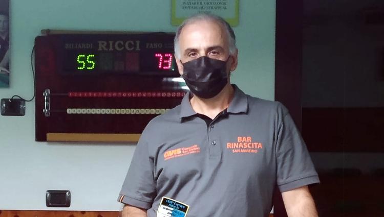 Marco Roma Campione Provinciale Master 2020