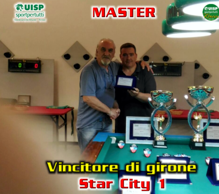 Vincitore girone - Star City 1